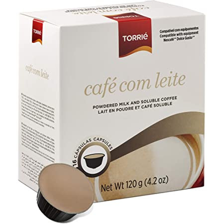 Cápsulas De Café Torrié Compatibles Con Dolce Gusto Grocery Gourmet Food