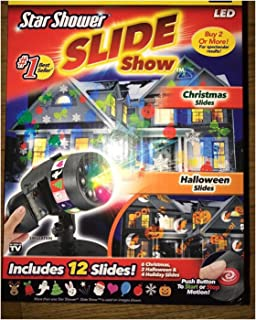 Slideshow As Seen On TV LED Light Projector LIGHT SHOW Projection