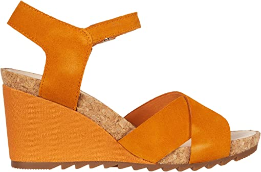 Amber Suede