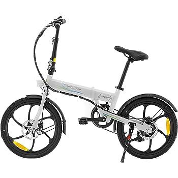 SMARTGYRO Ebike Crosscity White - Bicicleta Eléctrica Urbana ...