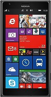 "Nokia Lumia 1520 - Smartphone libre Windows Phone (pantalla 6"", cámara 20 Mp, 32 GB, Quad-Core 2.2 GHz, 2 GB de RAM), negro"