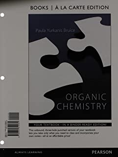 Organic Chemistry, Books a la Carte Plus MasteringChemistry with eText -- Access Card Package (7th Edition)