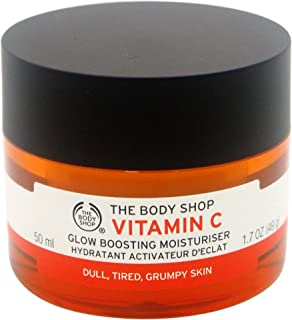 The Body Shop Vitamin C Glow Boosting Moisturizer, 1.69 Oz