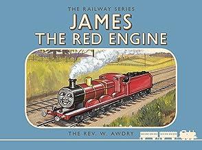 Thomas the Tank Engine: The Railway Series: James the Red Engine (Classic Thomas the Tank Engine)
