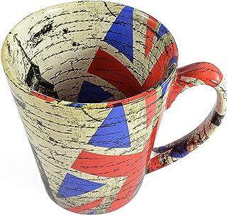 Sterling Product FM001 Premium Quality Ceramic Tea & Coffee Mug, 350 milliliters