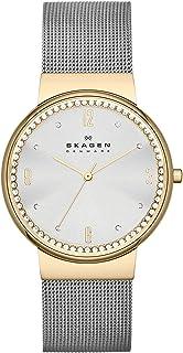 Skagen Klassik Three-Hand Stainless Steel - Two-Tone Women's watch #SKW2128