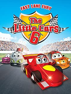 The Little Cars 6 - Fast Lane Fury