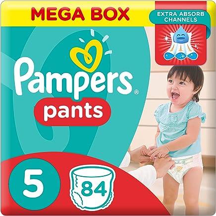 Pampers Pants Diapers, Size 5, Junior, 12-18 kg, Mega Box, 84 Count