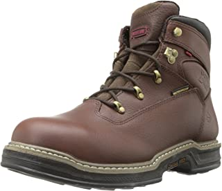 Men's W04820 Buccaneer Work Boot