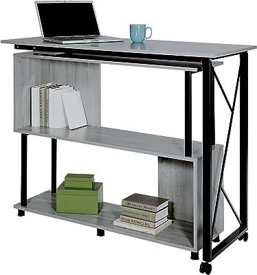 Safco Mood Desk, Gray