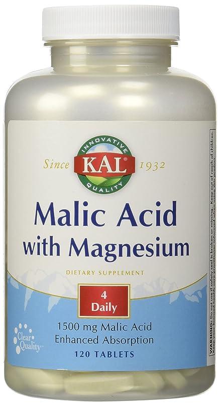 監督する損なう浸すリンゴ酸&マグネシウム 120粒