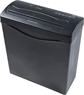 Royal CX6 Cross-Cut Shredder - Black (29183G-BK)