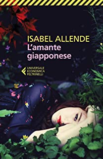 L'amante giapponese (Italian Edition)