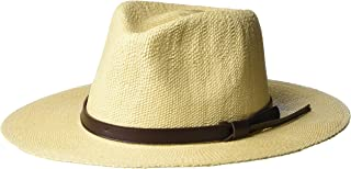 Men's Safari Straw Hat
