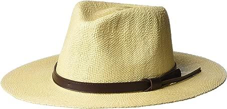 Pendleton Men's Safari Straw Hat