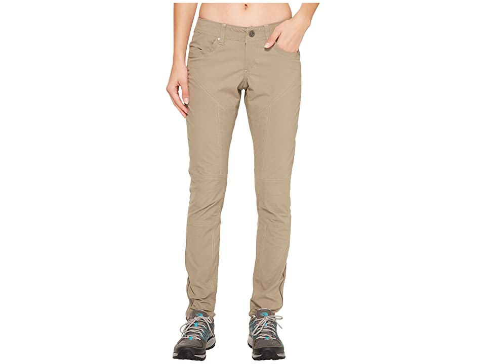 KUHL Inspiratr Ankle Zip Pants (Khaki) Women