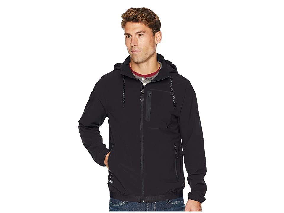 Quiksilver Waterman Paddle Jacket 2 (Black) Men