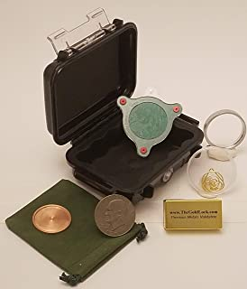 Bullion/Coin Tester Kit - Scan Gold and Silver to Make Sure They are Real