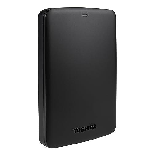 Toshiba Canvio Basics - Disco duro externo, 2.5 pulgadas (6.4 cm), Negro