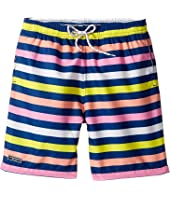 Toobydoo - Lime Rock Boardshorts (Infant/Toddler/Little Kids/Big Kids)