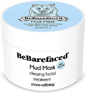BeBarefaced | 100% VEGAN Face Mask | Mud Mask | With Dead