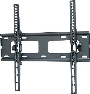 STARPLATINUM テレビ壁掛け金具 TVセッターチルト1 Mサイズ 37-65インチ対応 ブラック