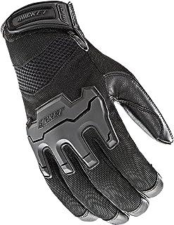 Joe Rocket Men`s Eclipse Gloves (Black, Large)