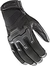 Joe Rocket Men's Eclipse Gloves (Black, Medium)