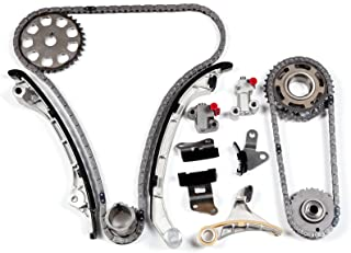 SCITOO Timing Chain Kit fits for 2005-2012 Toyota 4RUNNER Tacoma 2.7L 2TRFE 2TR-FE DOHC