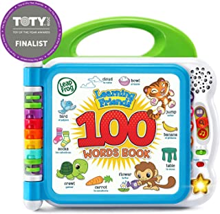 LeapFrog Learning Friends 100 Words Book (Frustration...