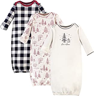 Baby Girls' Organic Cotton Gowns