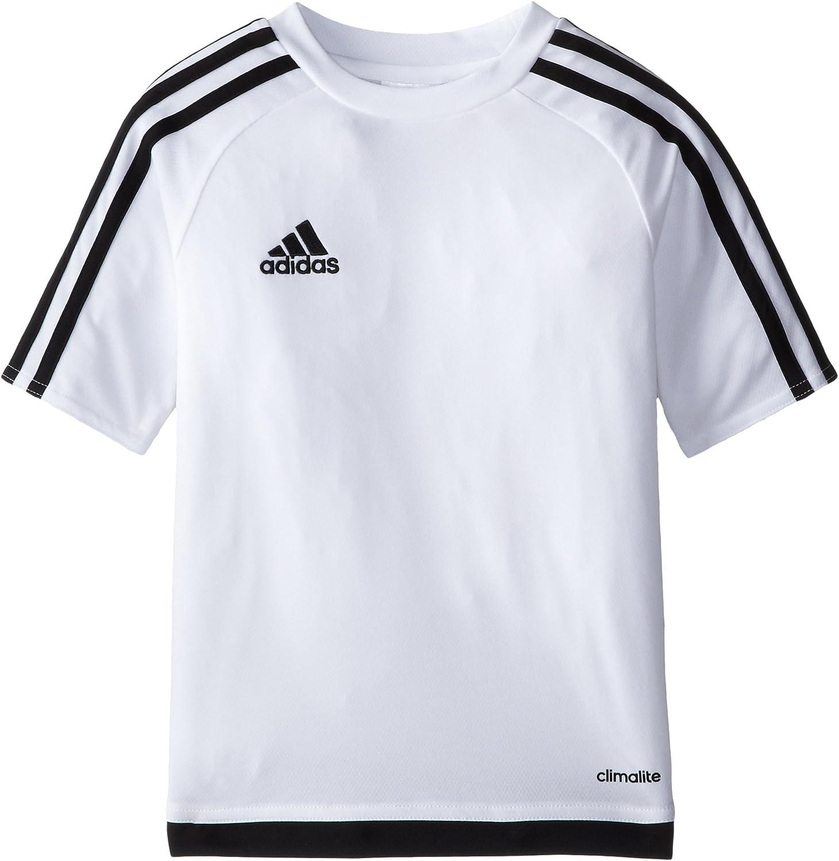 Amazon.com : adidas Youth Soccer Estro Jersey : Sports & Outdoors