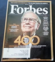Forbes Special Edition October 7, 2013 the Forbes 400