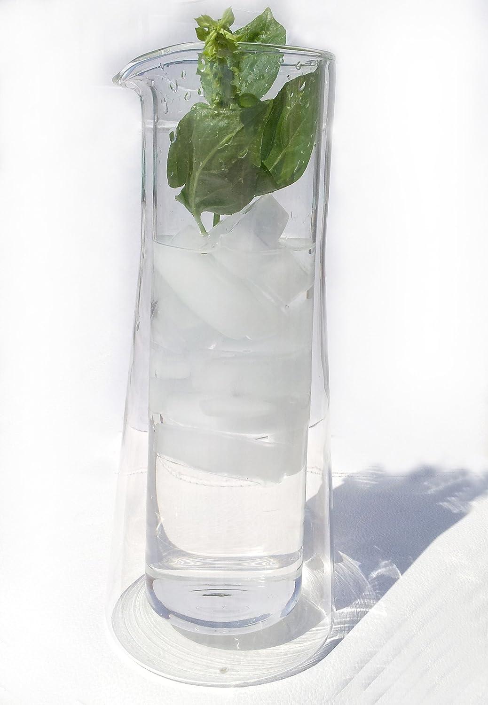 1aTTack.de 833291 Beber Thermo-Glass 320 ml Modelo de Doble Pared Lara para Bebidas fr/ías y Calientes 2 Piezas