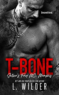 T-Bone: Satan's Fury MC-Memphis