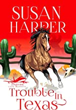 Trouble in Texas (Flight Risk Cozy Mystery Book 4)