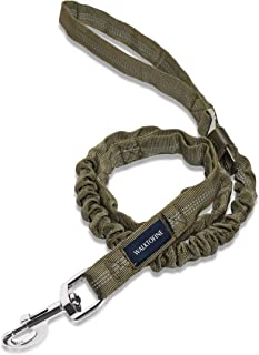WALKTOFINE No Pull Dog Leash Retractable Heavy Duty Training Dog Leashs for Small Medium Large Dogs Car Seat Belt