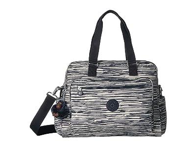 Kipling Alanna Baby Bag (Scribble Lines) Handbags