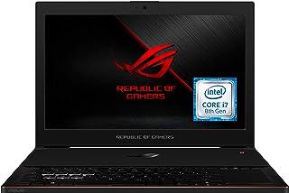 ASUS ゲーミングノートパソコン ROG Zephyrus(Core i7-8750H/GTX 1080 Max-Q/24GB SSD512GB)【日本正規代理店品】GX501GI-I7G1080Q