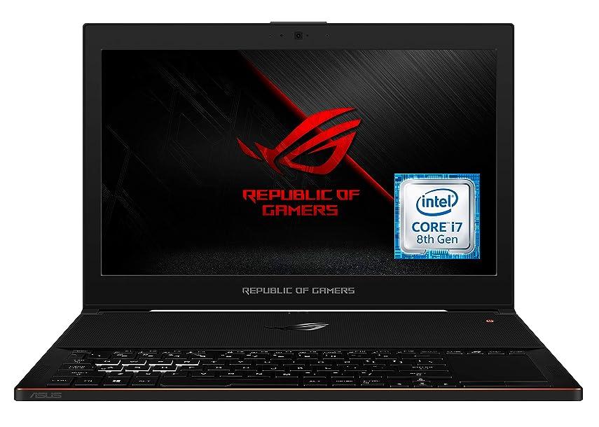 ぐるぐる提案する請願者ASUS ゲーミングノートパソコン ROG Zephyrus(Core i7-8750H/GTX 1080 Max-Q/24GB SSD512GB)【日本正規代理店品】GX501GI-I7G1080Q