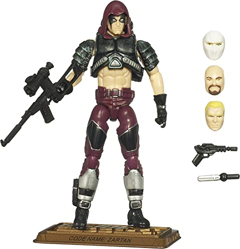 GI Joe Anniversary Hall of Heros - ZARTAN by G. I. Joe