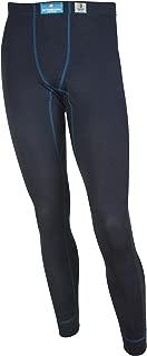 98% Merino Wool Men's Sport Leggings Machine Washable Made in Norway