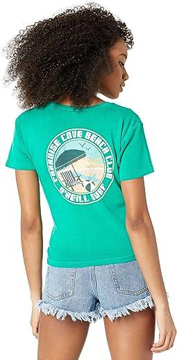 Beach Club Short Sleeve Tee