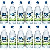 12-Pack Crystal Geyser Sparkling Spring Water (Lime, 1.25 Ltr)