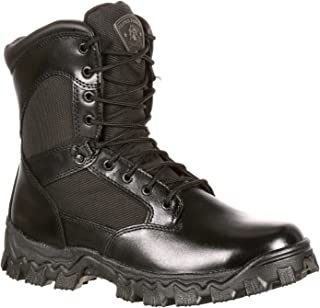 Rocky Men's 8 Inches Waterproof AlphaForce Duty Boot-2165