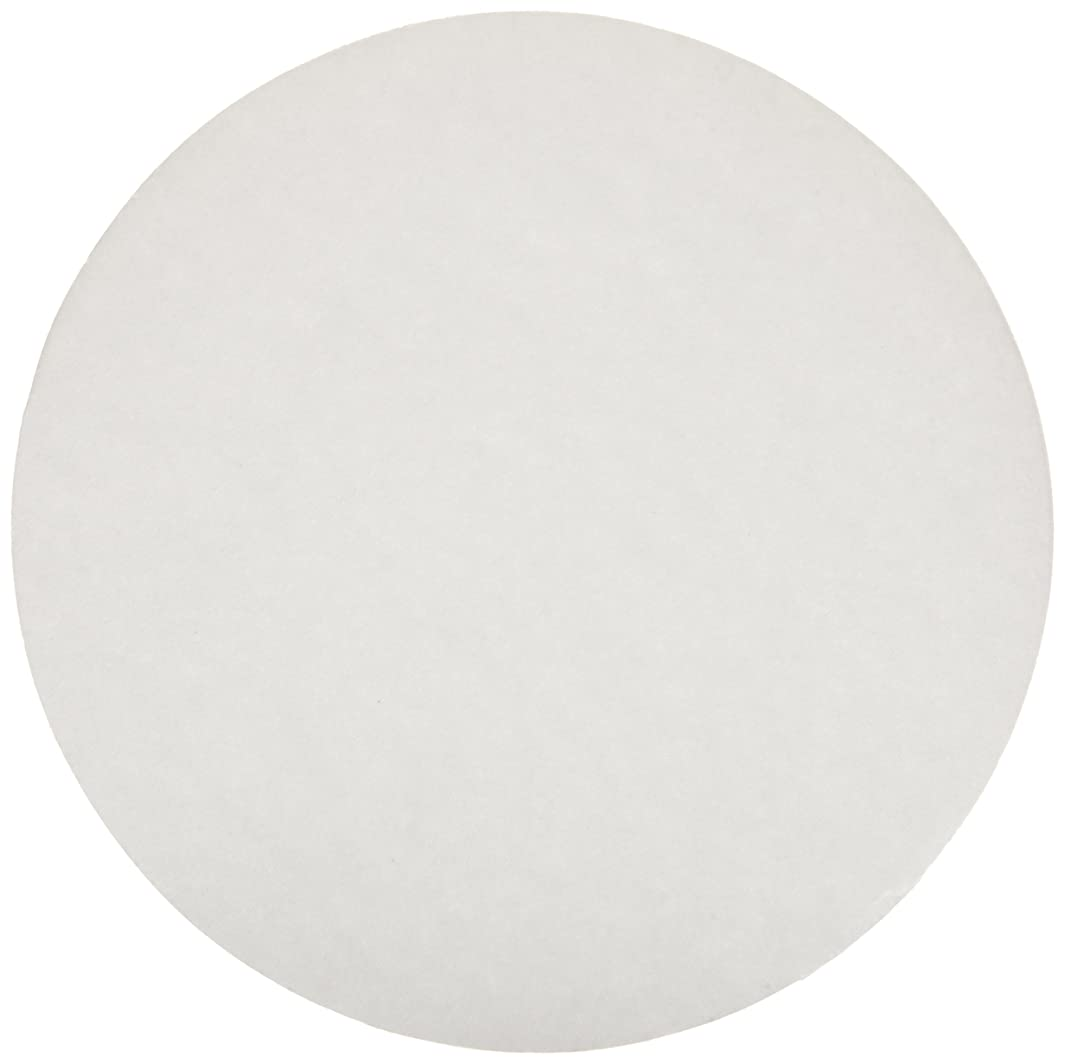 Ahlstrom 6420-1500 Qualitative Filter Paper, 2 Micron, Medium Flow, Grade 642, 15cm Diameter (Pack of 100)