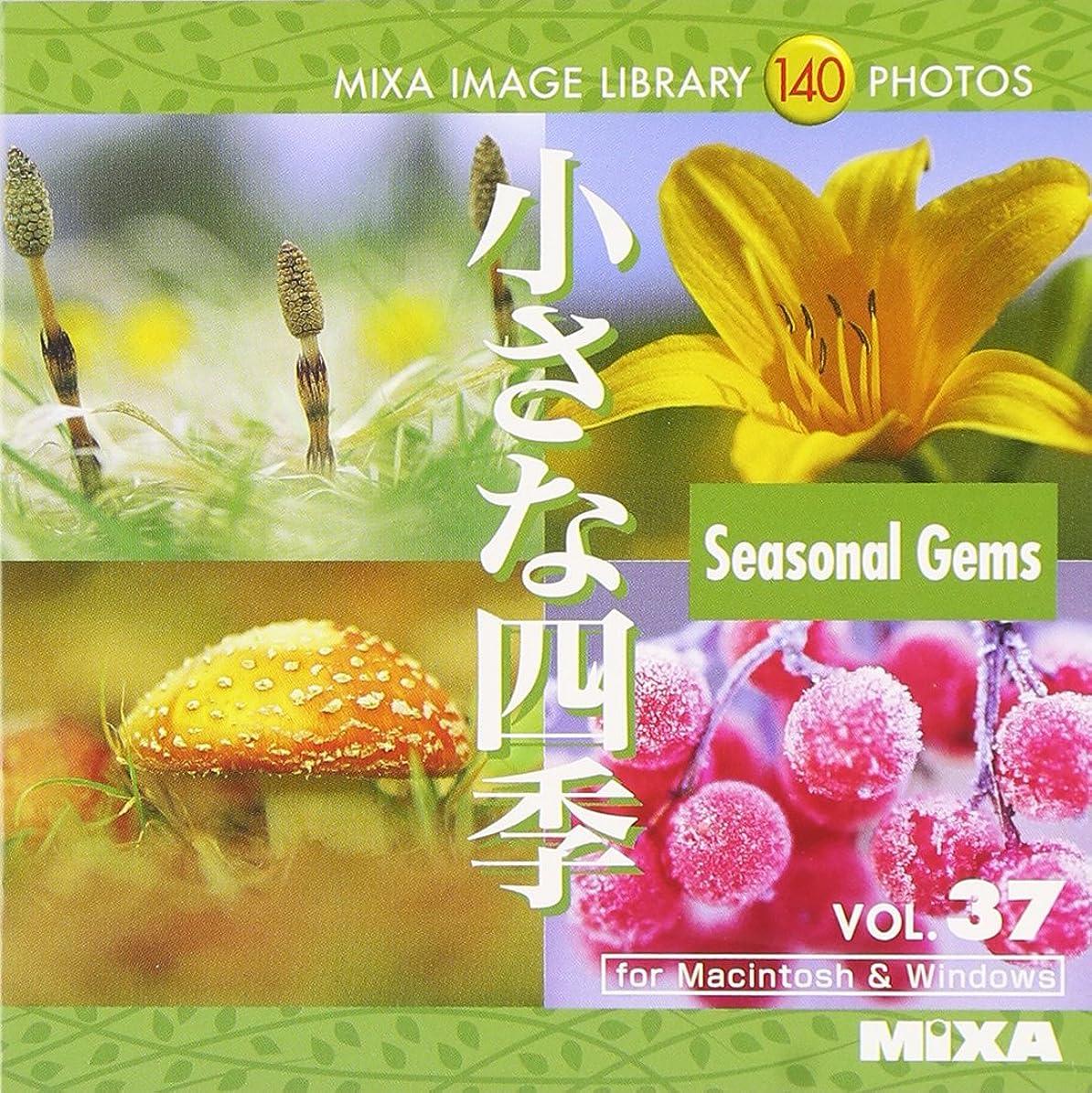 破産分子キャロラインMIXA Image Library Vol.37「小さな四季」