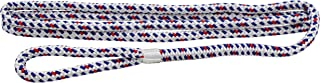 Extreme Max 3006.2609 Old Glory BoatTector 3/8 x 6' Premium Double Braid Nylon Fender Line-Pair