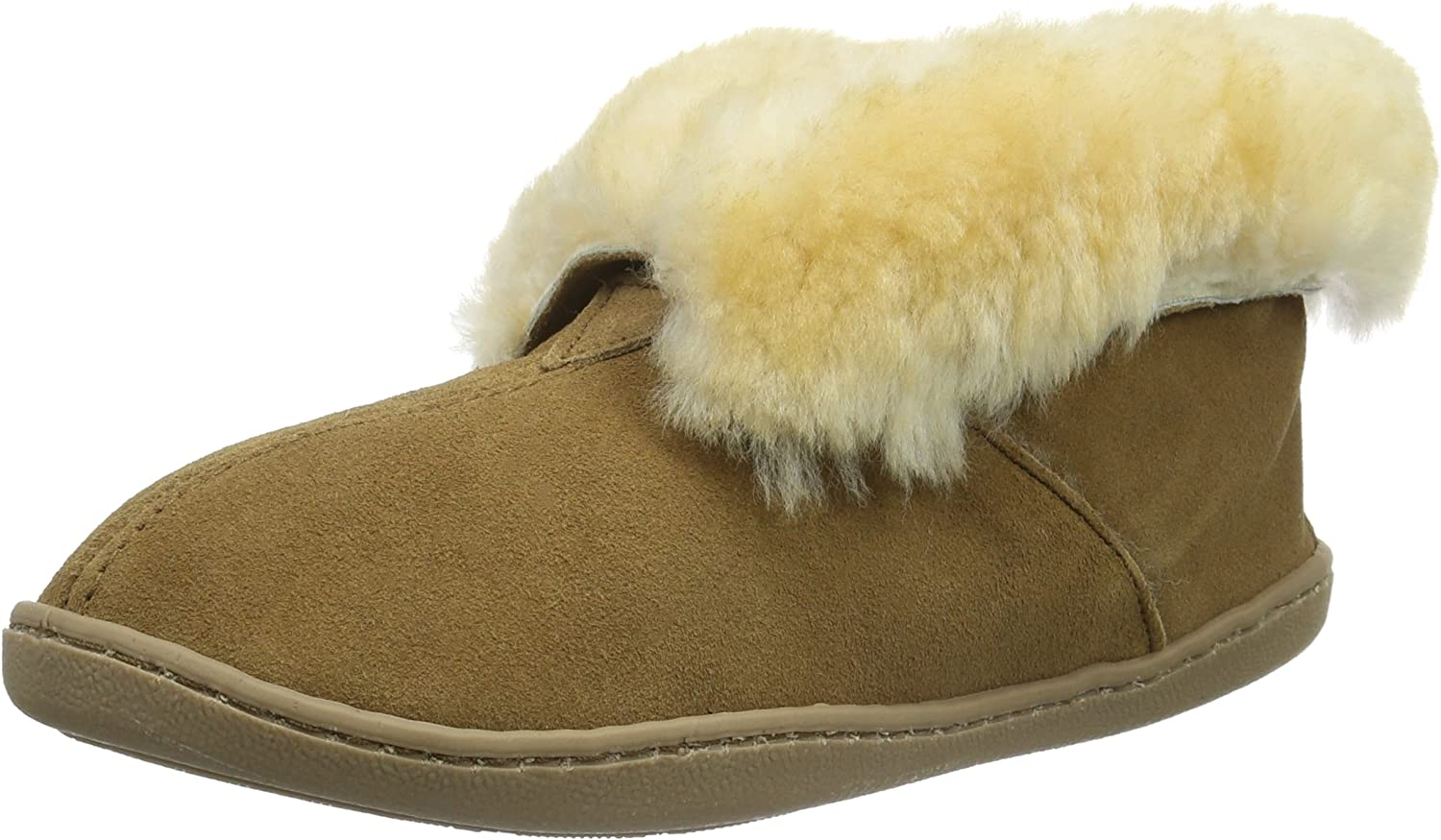 Minnetonka Women's Sheepskin Ankle Boot