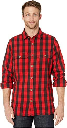 Engine Red Plaid